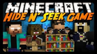 Minecraft Hide And Seek Mini Game Server Ip Included