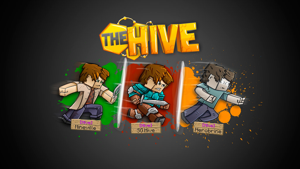 "The Hive: "" The Hive is a place to play fun Minecraft gametypes in ..."
