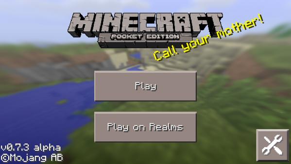 Minecraft Pocket Edition Mojang News